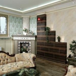 Финишная отделка стен и потолков