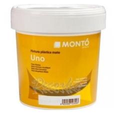 Краска водоэмульсионная Monto Uno Tixoless Mate (0,75 л)