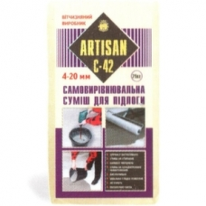 Самовыравнивающийся раствор Артисан С-42 (25кг)