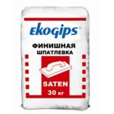 Финишная шпатлевка Ekogips SATEN (Сатенгипс) 30 кг
