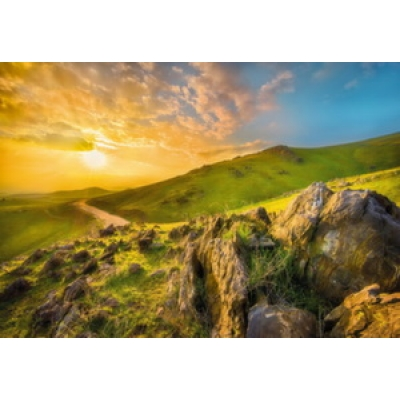 Фотообои Komar National Geographic Mountain Morning
