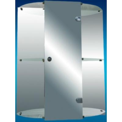 Шкафчик зеркальный 4 ШП