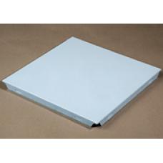 Потолочная панель алюминий р-р 600х600мм (1шт)