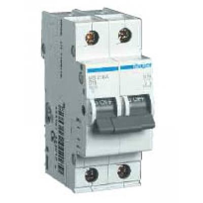 Автоматический выключатель HAGER In=40 А, 2п, С, 6 kA, 2м
