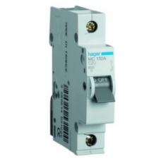 Автоматический выключатель HAGER In=40 А, 1п, С, 6 kA, 1м