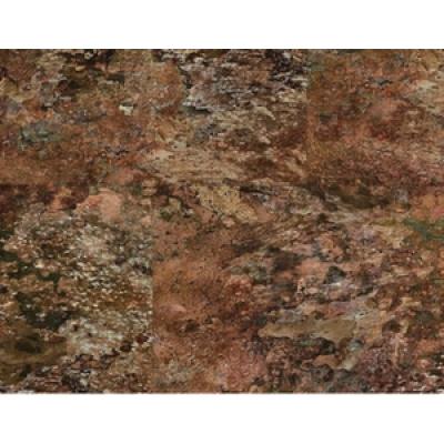 Принт пробка (замковая) Wicanders Artcomfort Slate Aquarela D811001 (лак WRT)