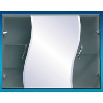 Шкафчик зеркальный 10 ШП с подсветкой