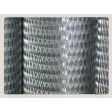 Сетка просечно-вытяжная оц. 17х40-1/10м 0,55мм (рулон)