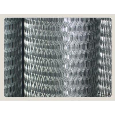 Сетка просечно-вытяжная хк 17х40-1/10м 0,6мм (рулон)