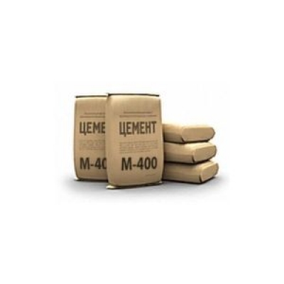 Цемент М-400 (25 кг)