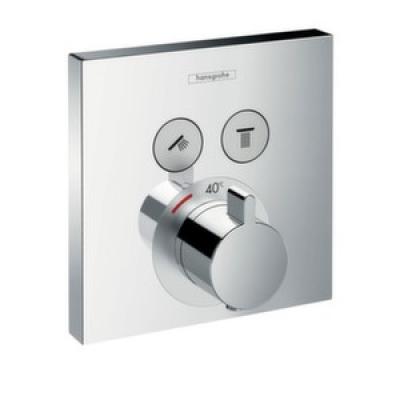 Наружная часть Hansgrohe Shower Select 15763000