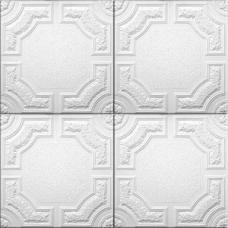 Потолочная плита Romstar 47 30 м2 белая