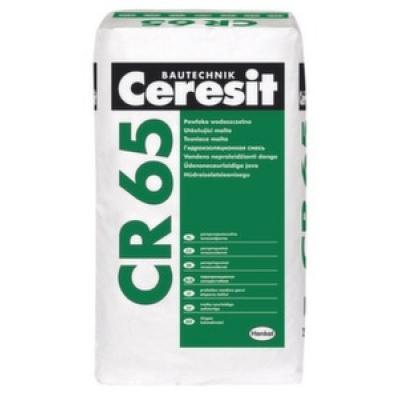 Ceresit CR 65 Гидроизоляционная смесь для жестких покрытий (25 кг)