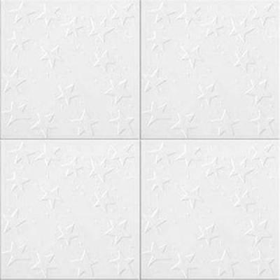 Потолочная плита Romstar 57 30 м2 белая