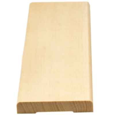 Наличник евро дверной, сосна, без сучков 80х14х2150мм