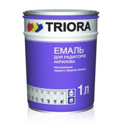 Эмаль для радиаторов TRIORA, 0.8л