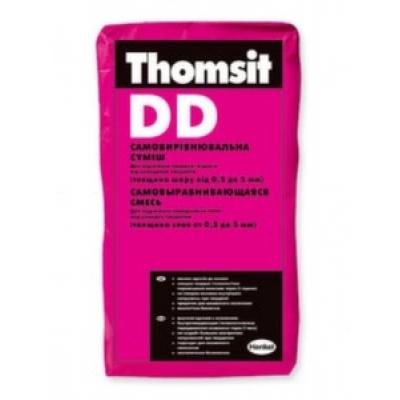 Самовыравнивающийся раствор Thomsit DD (25 кг)