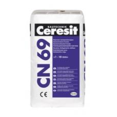 Самовыравнивающаяся стяжка Ceresit CN 69 (25 кг)