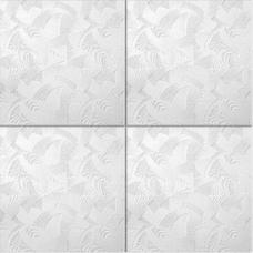 Потолочная плита Romstar 55 28 м2 белая
