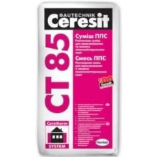 Клей для пенопласта армированный Ceresit CT 85 (25 кг) Церезит СТ-85