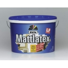 Краска интерьерная Dufa Mattlatex Д D 100, 10л