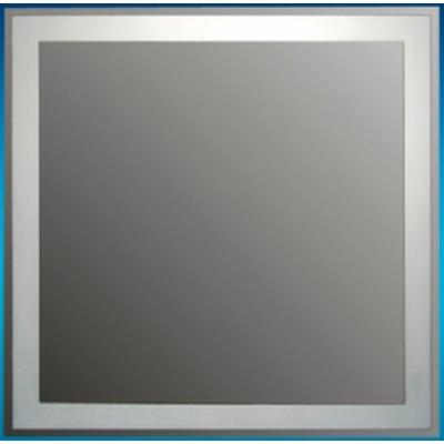 Зеркало 77 П с пескоструйным узором
