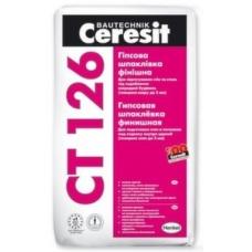 Финишная шпаклевка Ceresit СТ 126 (25 кг)
