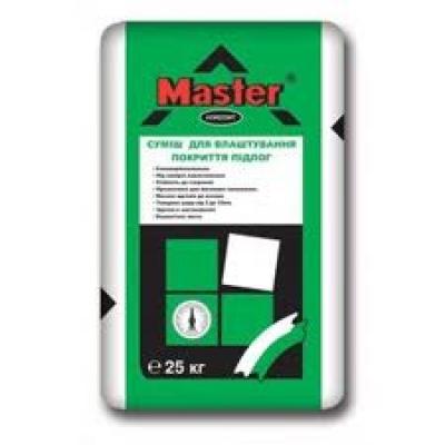 Смесь Мaster Horizont для устройства покрытий пола Мастер Горизонт (25 кг)