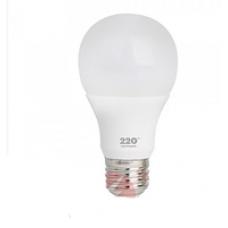 Лампа светодиодная LED A60 4W 220B E27 4100K