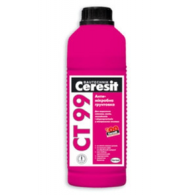 Ceresit CT-99 Антигрибковая грунтовка (Церезит СТ-99) (1 л)