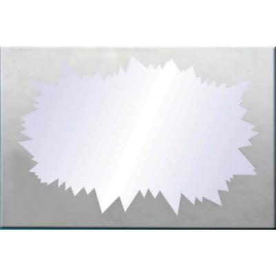 Зеркало 74 П с пескоструйным узором