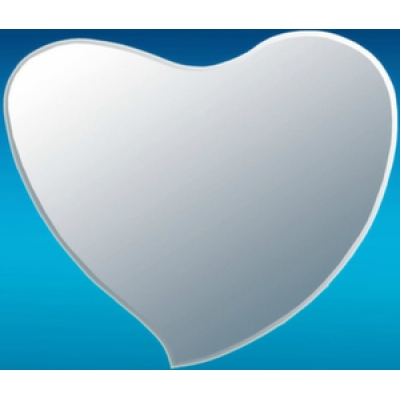 Зеркало 551 ф в форме сердца