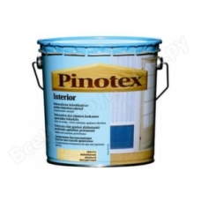 Средство Pinotex Interior для древесины 3 л