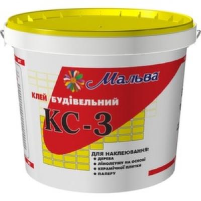 Клей строительный Мальва КС-3 (15 кг)
