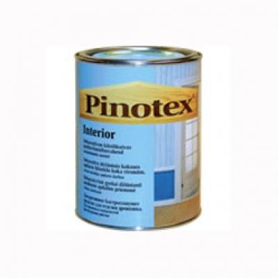 Средство Pinotex Interior для древесины 1 л