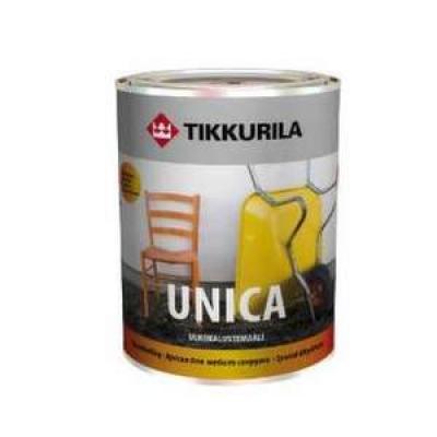 Краска алкидная Tikkurila Уника 0209 алюминиевая 1л.