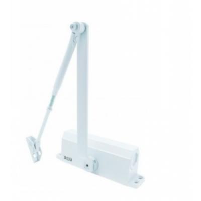 Дверной доводчик KEDR A061 (45-75кг)-белый