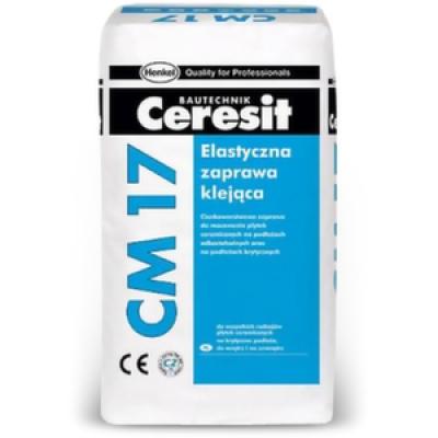Ceresit CM 17 Клей эластичный Церезит См-17 (25 кг)