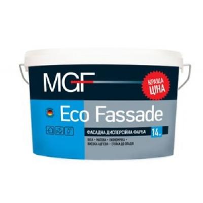 Краска фасадная MGF Eco Fassade М690 (14 кг)
