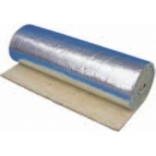 Минеральная вата Knauf Insulation LMF AluR (Nobasil LSP) 20мм (1м*10м)
