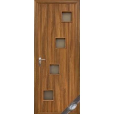Двери Новый стиль Квадра Ронда ПО