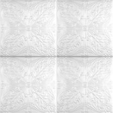 Потолочная плита Romstar 76 30 м2 белая