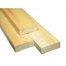 Доска обрезная 100*30мм, L=4,5м (шт.)