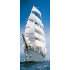 Фотообои Komar Doors Sailing Boat