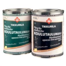 Краска Tikkurila для школьных досок 1л черная
