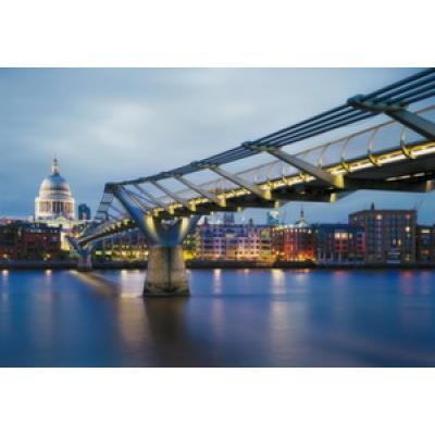 Фотообои Komar Scenics Millenium Bridge