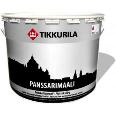 Tikkurila Panssarimaali для крыш, 9 л