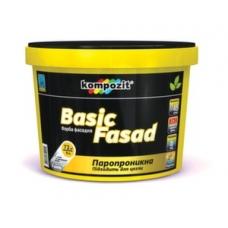 Краска фасадная Kompozit BASIC FASAD (9 л)