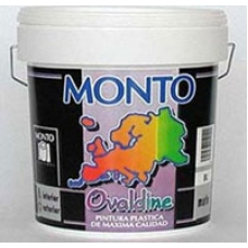Акриловая краска Ovaldine Mate (0,75 л)