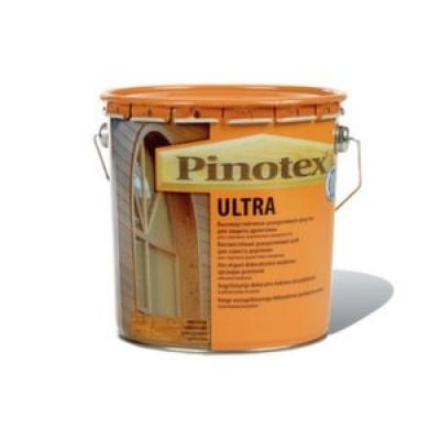 Лазурь Pinotex ultra 10 л